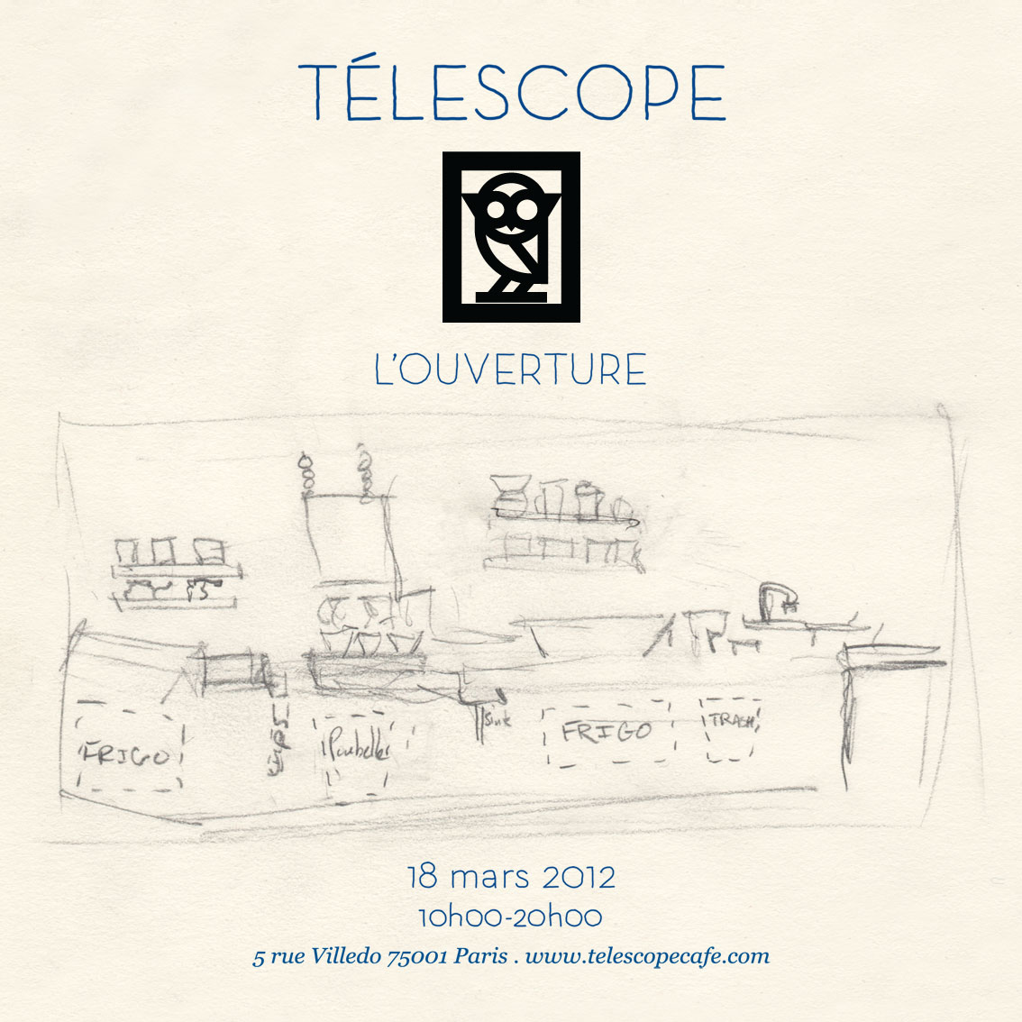 INVITATION Télescope